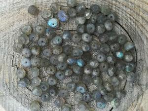 Видео бусин из лабрадорита. Ярмарка Мастеров - ручная работа, handmade.