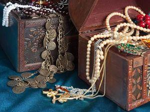 Переделка старых украшений. Ярмарка Мастеров - ручная работа, handmade.