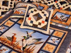 Моё одеяло-- Работа Дня!. Ярмарка Мастеров - ручная работа, handmade.