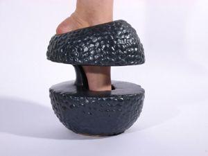 Необычная обувь. Ярмарка Мастеров - ручная работа, handmade.