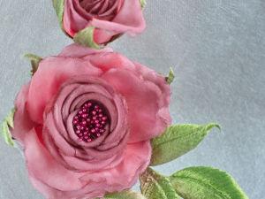 Уже четвертая часть конкурса Две розы!!!. Ярмарка Мастеров - ручная работа, handmade.