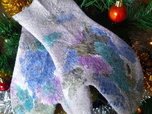 Учимся валять варежки из шерсти. Часть 1. Ярмарка Мастеров - ручная работа, handmade.