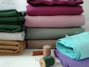 Доступные ткани. Ярмарка Мастеров - ручная работа, handmade.