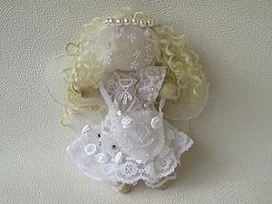Делаем домашнего ангела. Ярмарка Мастеров - ручная работа, handmade.
