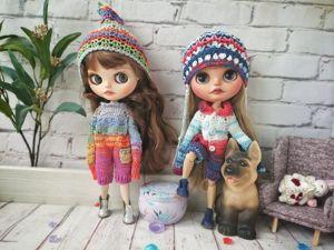 Новые куколки и одежки для блайз в моем магазинчике!. Ярмарка Мастеров - ручная работа, handmade.
