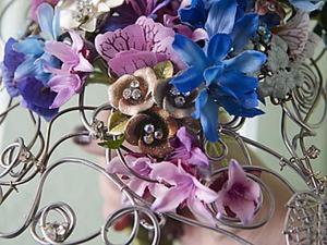 История свадебного букета: от укропа до металла. Ярмарка Мастеров - ручная работа, handmade.