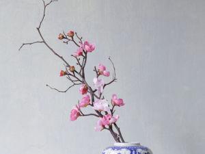 Новинка: Картины для интерьера в японском стиле. Ярмарка Мастеров - ручная работа, handmade.