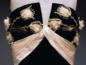 Бальное платье Jacques Fath, франция, ок. 1951. Ярмарка Мастеров - ручная работа, handmade.