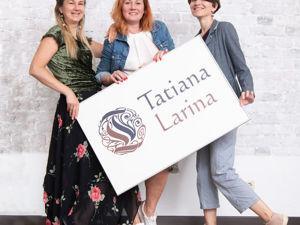 День рождение Tatiana Larina. Ярмарка Мастеров - ручная работа, handmade.