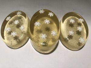 Новинка: мыло-желе коллагеновое. Ярмарка Мастеров - ручная работа, handmade.