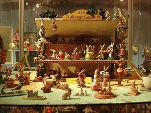 История музея пасхального зайца в Мюнхене. Ярмарка Мастеров - ручная работа, handmade.