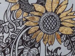 Набираю группу на мастер-класс в Миассе — живопись, поталь. Ярмарка Мастеров - ручная работа, handmade.