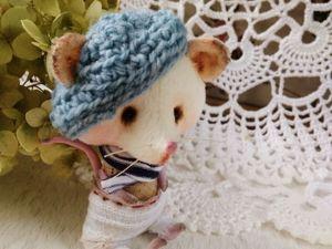 В поисках теплых ладошек. Мышиный пост. Ярмарка Мастеров - ручная работа, handmade.