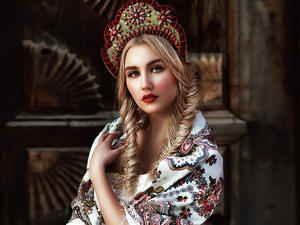 Russian Beauty: 45 Fascinating Photos from Maria Lipina. Livemaster - handmade