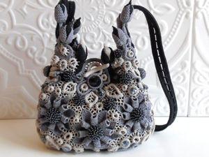 Видео сумки  «Сумеречная Фея». Ярмарка Мастеров - ручная работа, handmade.