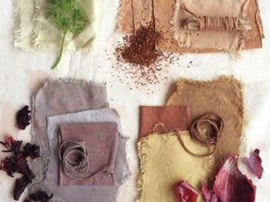 Окрашивание натуральными красителями — 2. Ярмарка Мастеров - ручная работа, handmade.