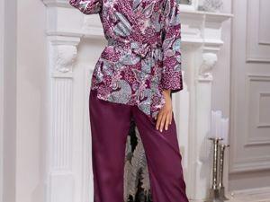 Одежда для дома: красивые и стильные образы на каждый день. Ярмарка Мастеров - ручная работа, handmade.
