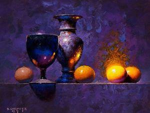 Художник David Cheifetz — мастер цвета и фактур в живописи. Ярмарка Мастеров - ручная работа, handmade.