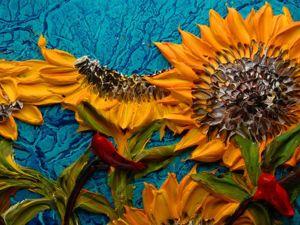 Скульптуры краской: объемные картины Джастина Геффри. Ярмарка Мастеров - ручная работа, handmade.