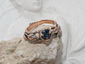 Ювелирные камни синего цвета. Ярмарка Мастеров - ручная работа, handmade.