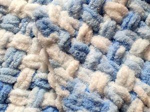 Плюшевые пледы-облачки. Ярмарка Мастеров - ручная работа, handmade.
