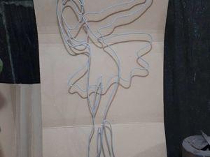 Декор танцовщица. Ярмарка Мастеров - ручная работа, handmade.