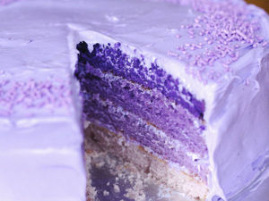 Pastry Chef's Inspiration: The Sweetest Lilac Beauty. Livemaster - handmade