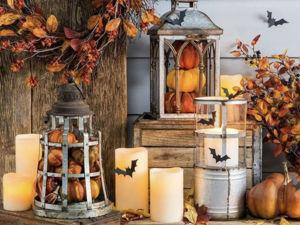 Осенний декор дома. Ярмарка Мастеров - ручная работа, handmade.