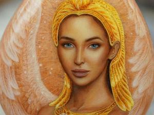 Кулон  «Золотая Богиня Исида»  Древний Египет. Легенда и видео кулона. Ярмарка Мастеров - ручная работа, handmade.
