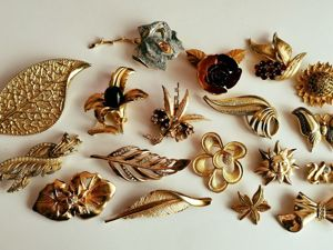Цвет Осени — Золотой. Ярмарка Мастеров - ручная работа, handmade.