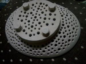 Перфорированная посуда. Ярмарка Мастеров - ручная работа, handmade.