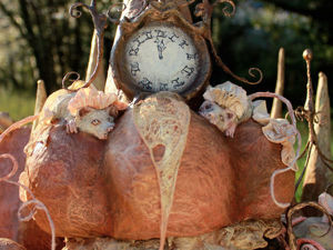 Волшебные дворцы художницы Литиции Мирель. Ярмарка Мастеров - ручная работа, handmade.
