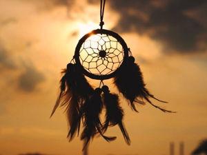 Что такое ловец снов. Ярмарка Мастеров - ручная работа, handmade.