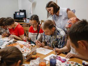 Фотографии с мастер-класса от студентов УрГПУ по созданию театральных масок. Ярмарка Мастеров - ручная работа, handmade.