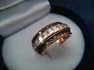 АКЦИЯ Золотое 585 кольцо с фианитами. Ярмарка Мастеров - ручная работа, handmade.