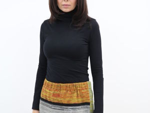 Аукцион на стильную юбку! Старт 2000 руб. Ярмарка Мастеров - ручная работа, handmade.