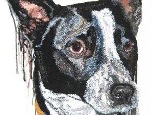 Вязаные портреты от Джо Хэмилтон. Ярмарка Мастеров - ручная работа, handmade.