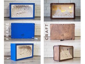 Чем отличаются корпуса Craft и Frame. Ярмарка Мастеров - ручная работа, handmade.