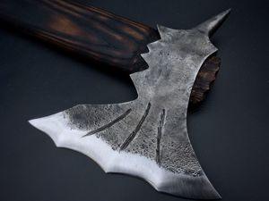 Топор орков Мордора —  «Гронд». Ярмарка Мастеров - ручная работа, handmade.