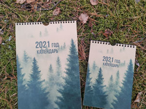 Принимаем заказы на изготовление карфтовых календарей. Ярмарка Мастеров - ручная работа, handmade.