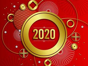 С Новым 2020 годом!. Ярмарка Мастеров - ручная работа, handmade.
