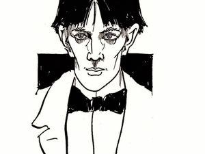 Aubrey Vincent Beardsley — «Черный алмаз» эпохи модерн. Ярмарка Мастеров - ручная работа, handmade.
