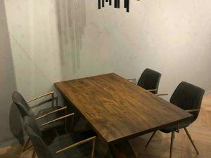 Вечные ценности: семейный очаг, домашний уют, деревянный обеденный стол. Ярмарка Мастеров - ручная работа, handmade.