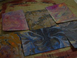 Эксперименты в покраске. Ярмарка Мастеров - ручная работа, handmade.