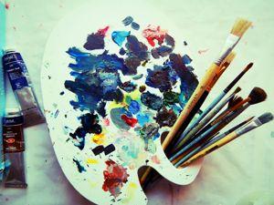 Как восстановить кисть после масляной краски?. Ярмарка Мастеров - ручная работа, handmade.