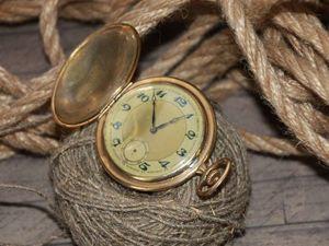 История винтажных украшений и ремешков для часов Rodi & Wienenberger. Ярмарка Мастеров - ручная работа, handmade.