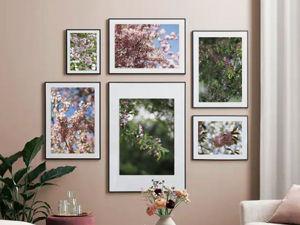 Коллекция постеров Pink Spring. Ярмарка Мастеров - ручная работа, handmade.