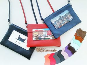 СКИДКА 25% на сумки-планшеты!. Ярмарка Мастеров - ручная работа, handmade.