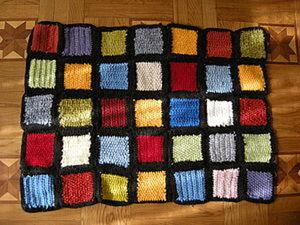 Вяжем коврик для кота. Ярмарка Мастеров - ручная работа, handmade.