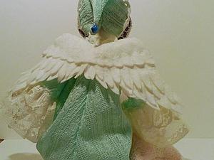 Создаем крылья ангела из фетра. Ярмарка Мастеров - ручная работа, handmade.